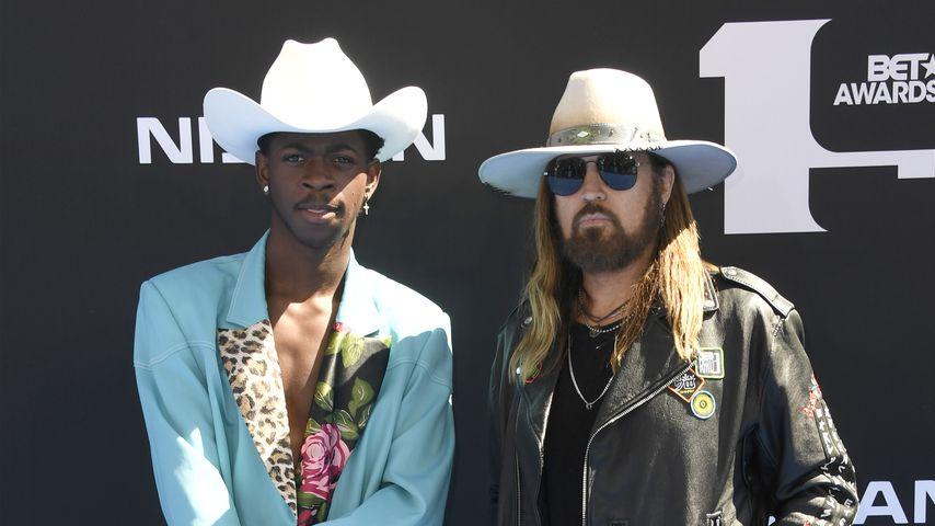 Lil Nas X und Billy Ray Cyrus im Juni 2019