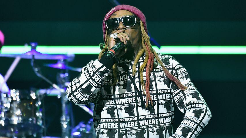 Lil Wayne, amerikanischer Rapper