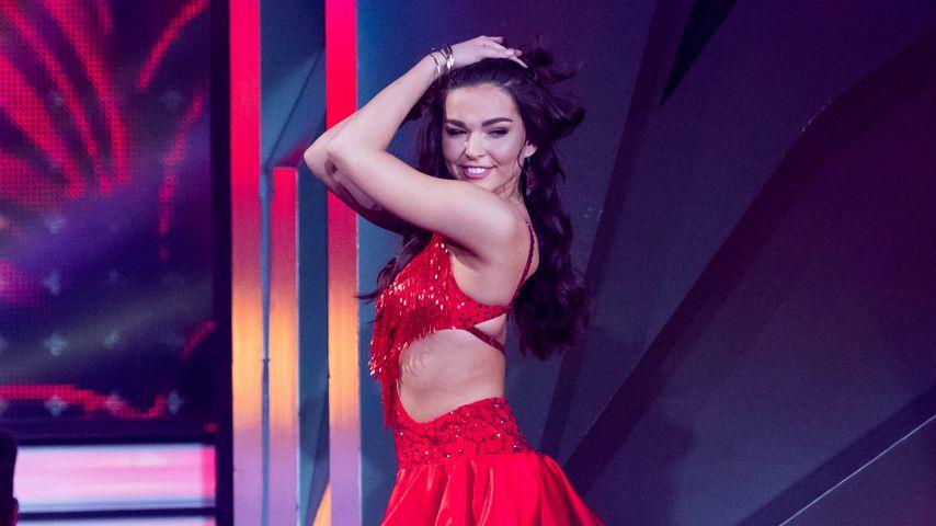 """Lili Paul-Roncalli bei """"Let's Dance"""""""