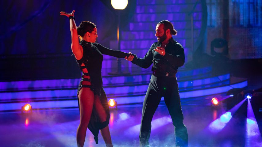 "Lili Paul-Roncalli und Massimo Sinató bei ""Let's Dance"" 2020"