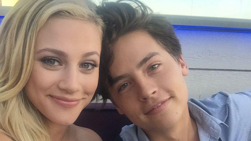 Sind Cole Sprouse und Lili Reinhart schon länger getrennt?