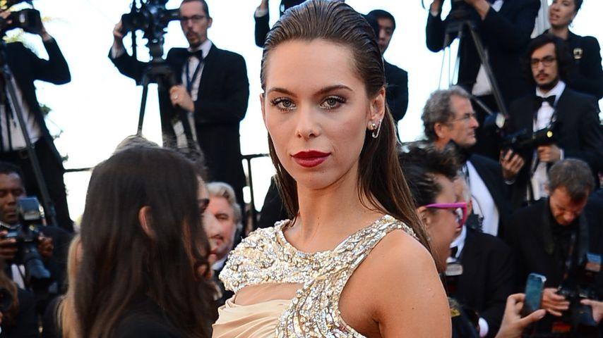 Ups! Liliana Matthäus' Höschenblitzer in Cannes