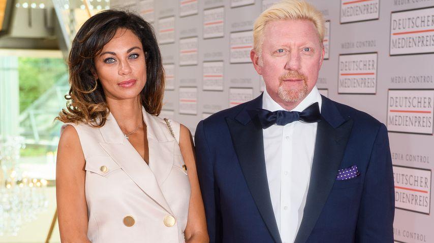 Nach Pleite-Gerüchten: Sind Boris Becker & Lilly getrennt?