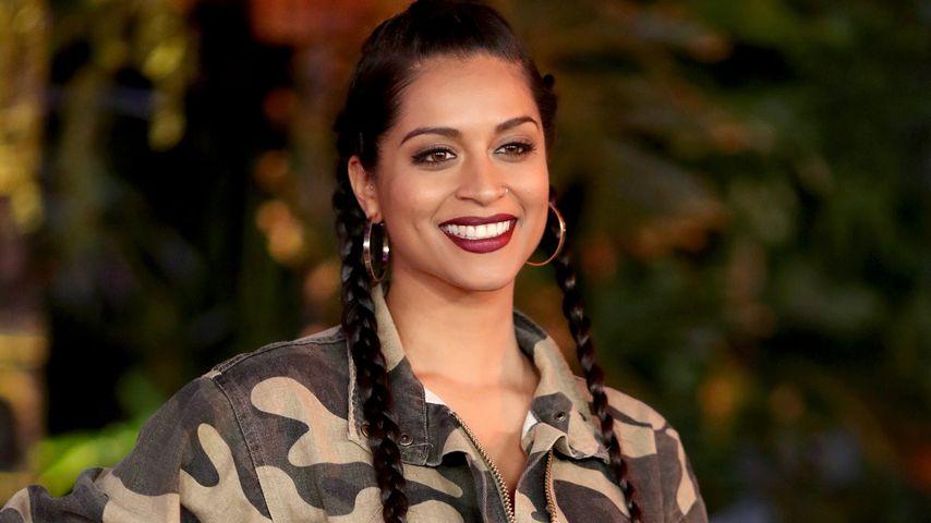 "Lilly Singh auf der ""Jumanji""-Premiere 2017 in Hollywood"