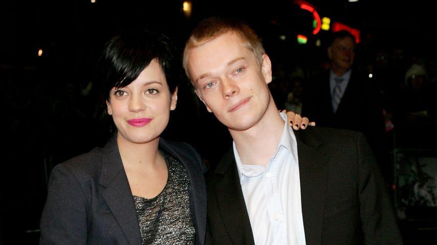 Lily und Alfie Allen beim London Film Festival