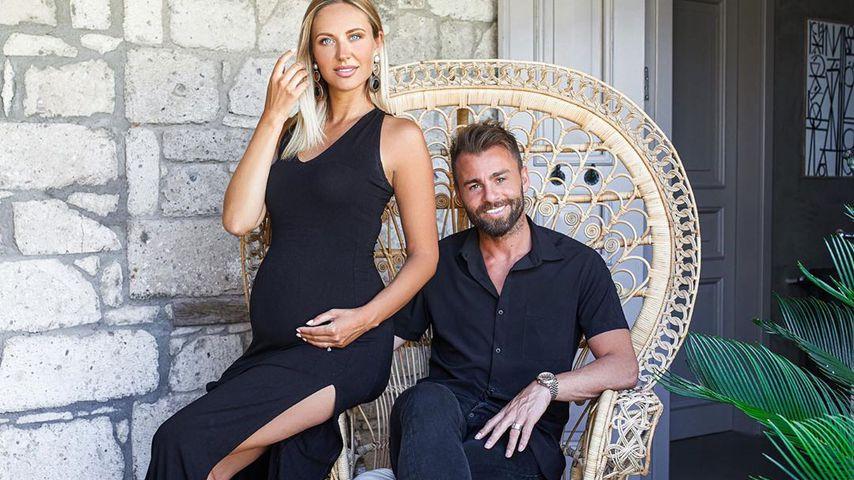 """""""Krasser Schub"""": Bachelor-Girl Linas Bauch wird immer dicker"""