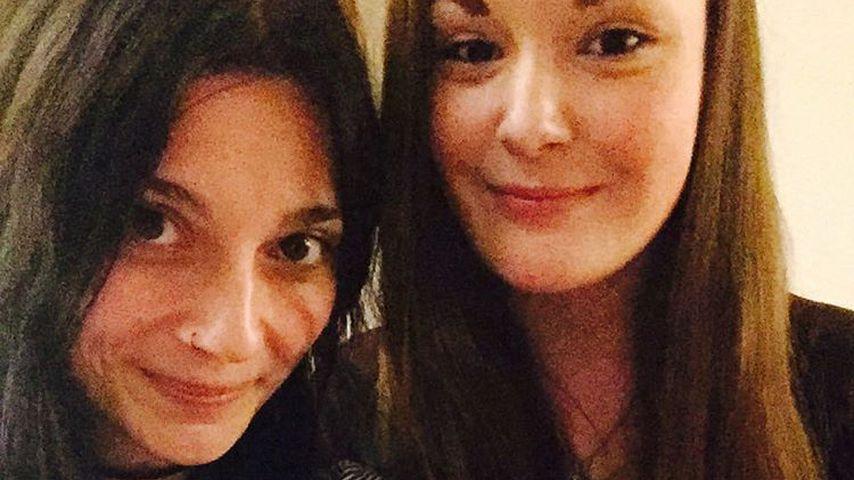 Schwestern-Alarm: GZSZ-Anni zeigt ihr Lookalike!