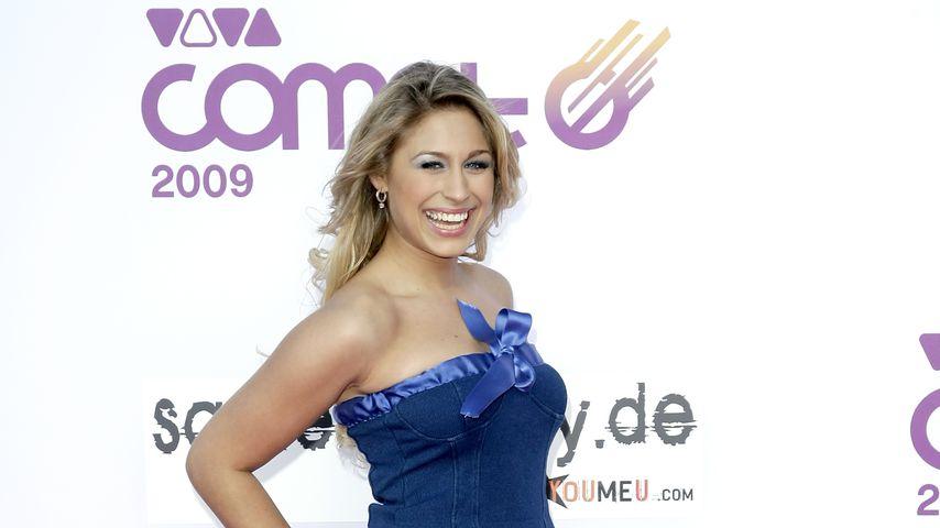 Linda Teodosiu beim Comet 2009