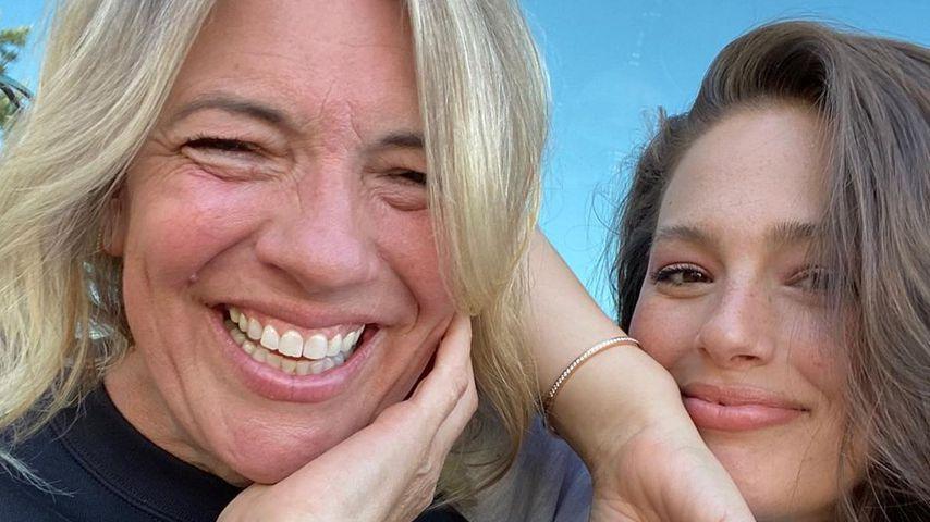 Linda und Ashley Graham im Mai 2020