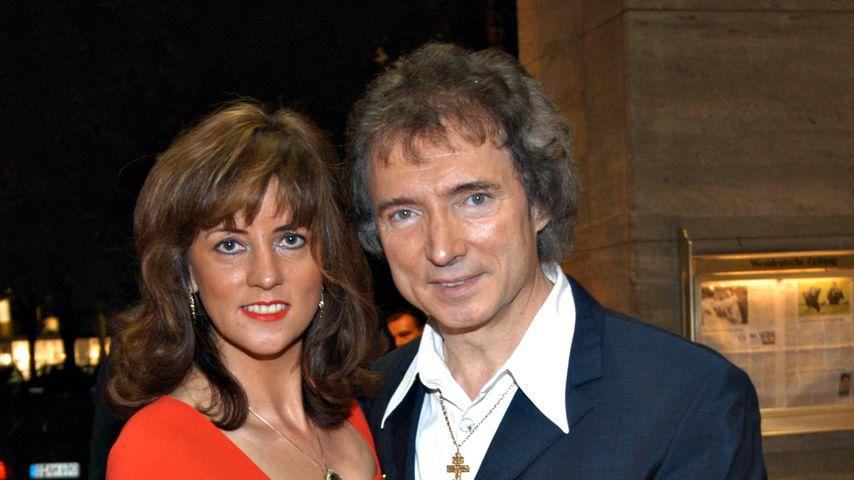 Linda und Peter Orloff im April 2004