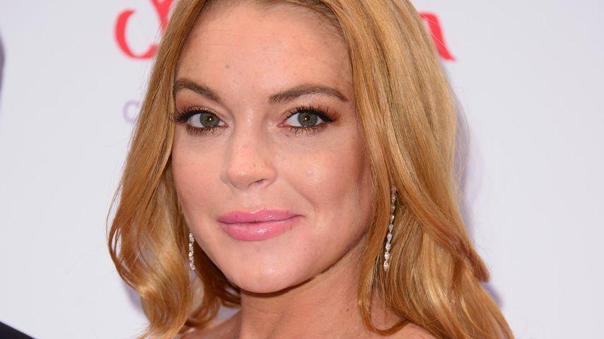 "Lindsay Lohan nach Egors Betrug: ""Ich bin schwanger!"""