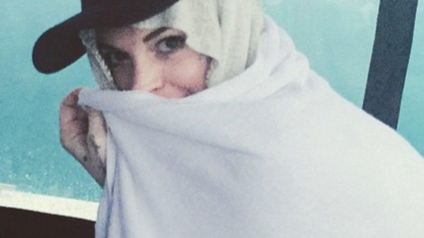 Tropenvirus! So krank ist Aktrice Lindsay Lohan