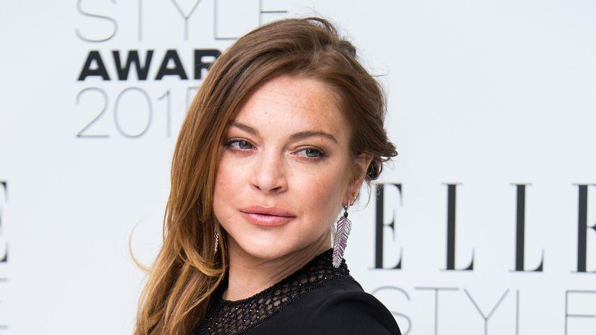 Lindsay Lohan bei den Elle Style Awards