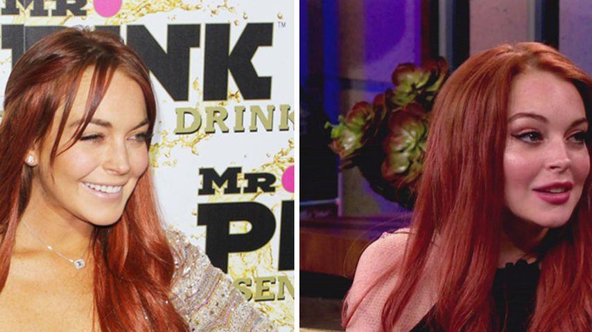 Auch das noch: Hat Lindsay Lohan eine neue Nase?