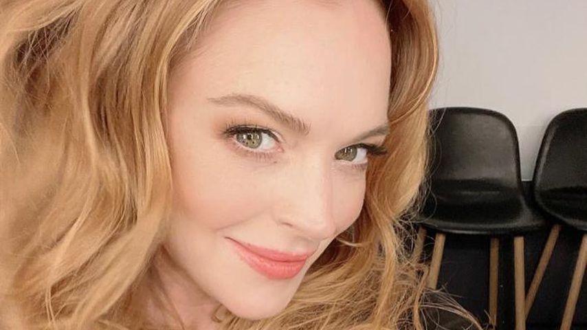 Magischer Geburtstag: Lindsay Lohan feiert im kleinen Kreis