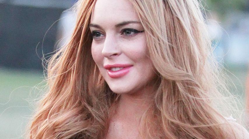 Lindsay Lohan erteilt sich Hausverbot im Club