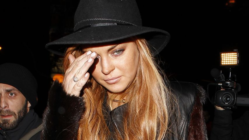 Lindsay Lohan verliert 500.000-Dollar-Werbedeal!