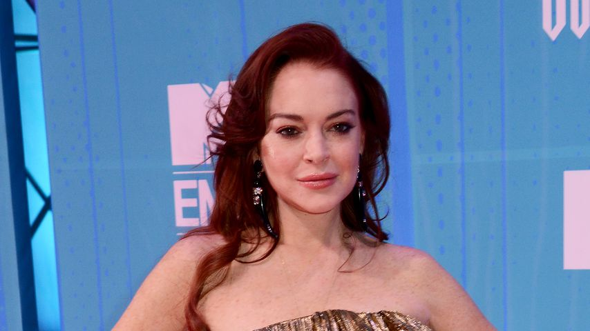 Kommentar unter Amy Schumers Post: Lindsay Lohan schwanger?