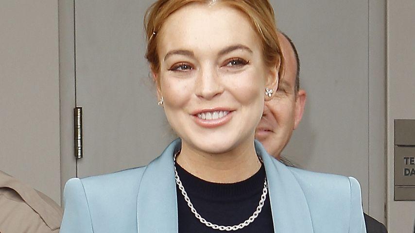 Endlich! Lindsay Lohan ist wieder eine freie Frau