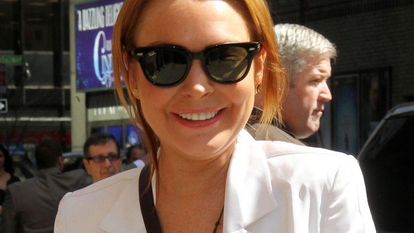 """Lindsay Lohan kokste, """"um mehr saufen zu können"""""""