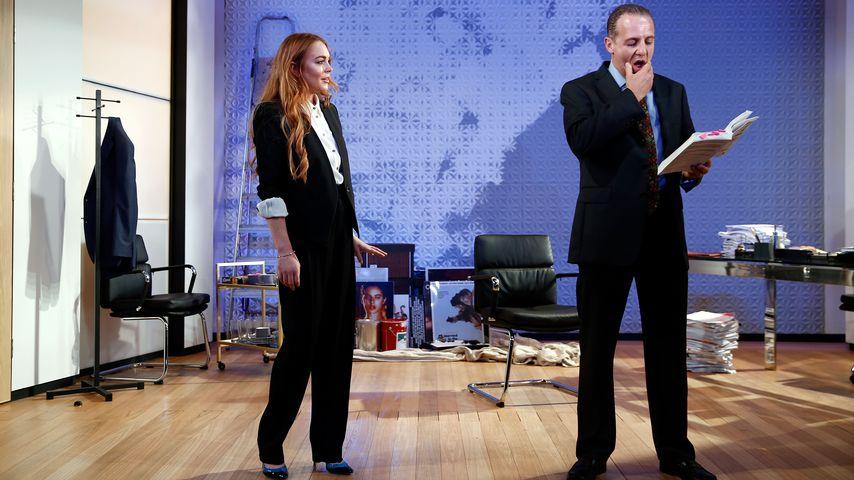 Verlobungs-Wirr-Warr: Lindsay Lohan bekam echt einen Antrag