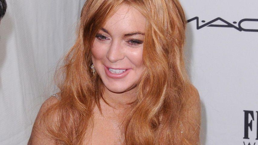 Frisch verliebt! Lindsay Lohan hat einen Neuen