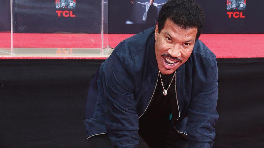 Von Hollywood-Zeremonie: Lionel Richie verbannt Sofias Scott