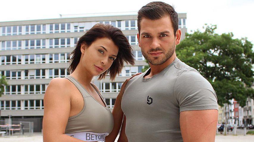 Fitnessmodel Lisa G. und Durmus