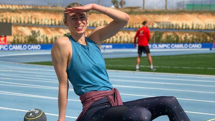 Lisa Ryzih im März 2021