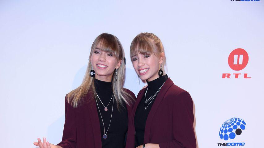 Moderations-Debüt: Wie schlugen sich Lisa & Lena beim Dome?