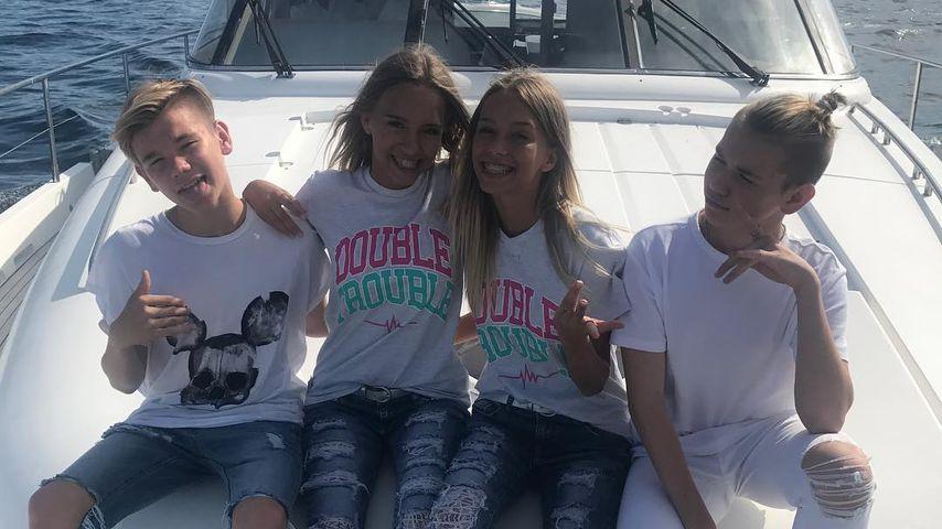 Lisa & Lena: Süßes Geburtstagsvideo für Marcus & Martinus