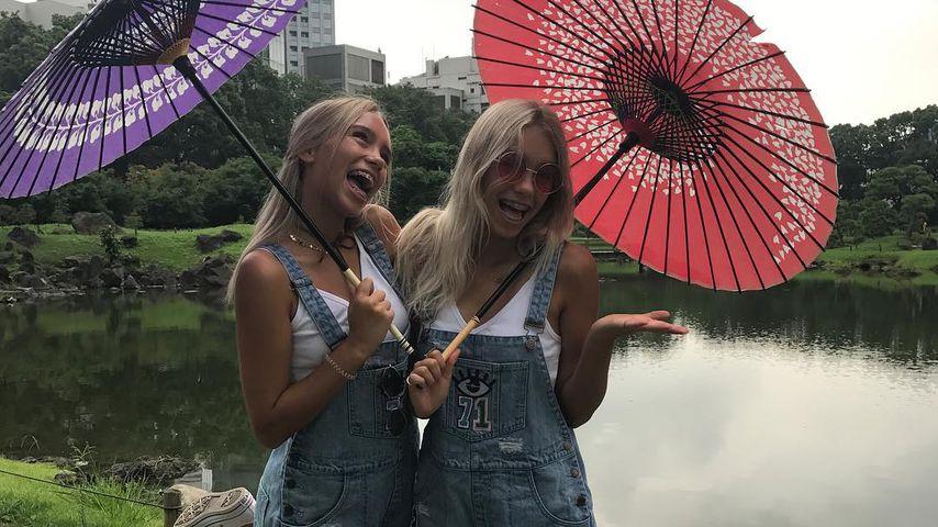 Gerade Japan: Haben Lisa & Lena mit 15 schon alles gesehen?