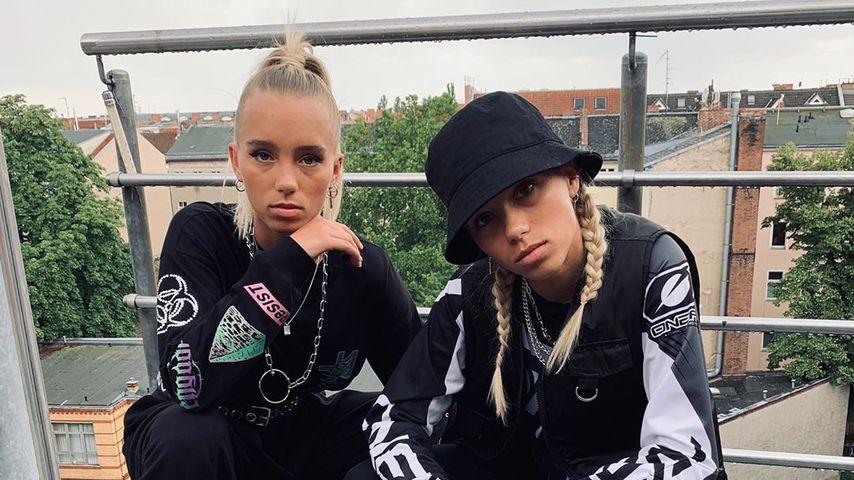Die Internet-Stars Lisa und Lena