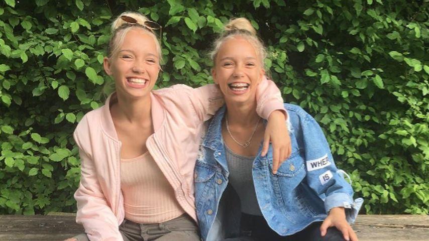 Lisa und Lena, Social-Media-Stars