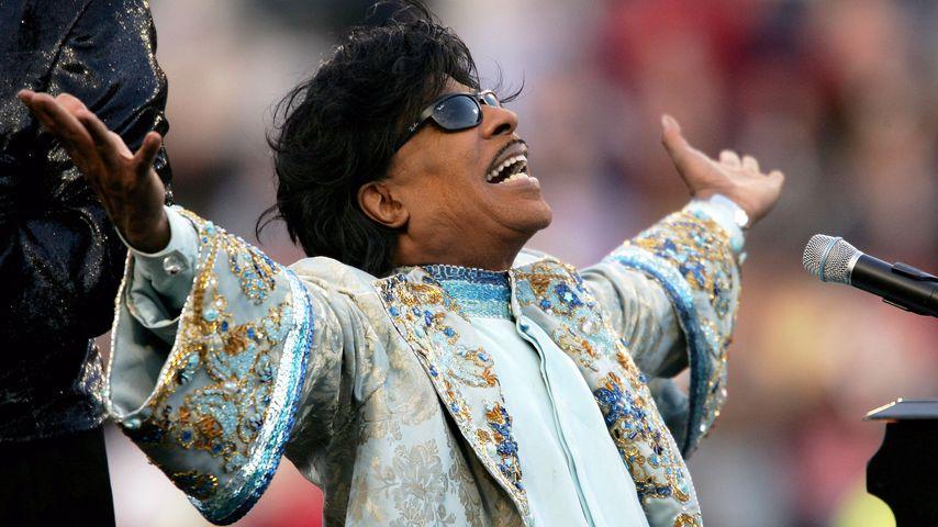 Little Richard, Musiklegende