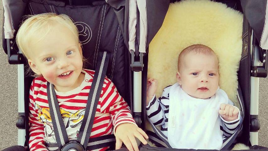 Blauäugig wie Mama & Oma: So putzig sind Liv Tylers Kiddies