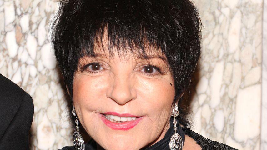 Erkrankt! Liza Minnelli sagt Europa-Konzerte ab