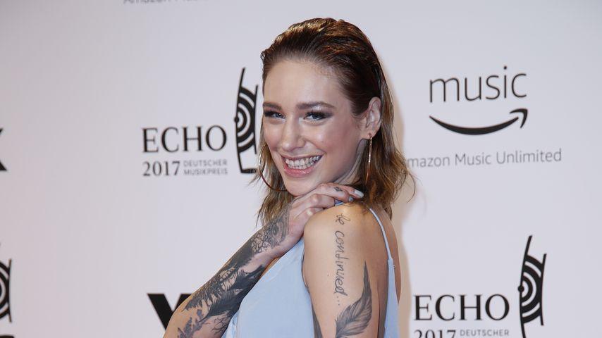 Liza Waschke beim Echo 2017