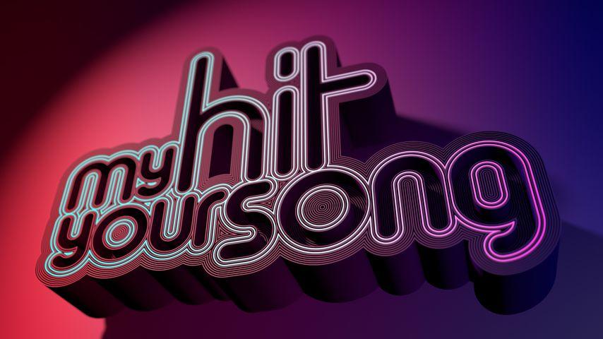 """Logo von """"My Hit. Your Song."""""""