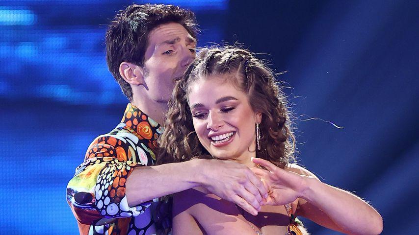 """Lola Weippert und Christian Polanc, """"Let's Dance""""-Tanzpaar 2021"""