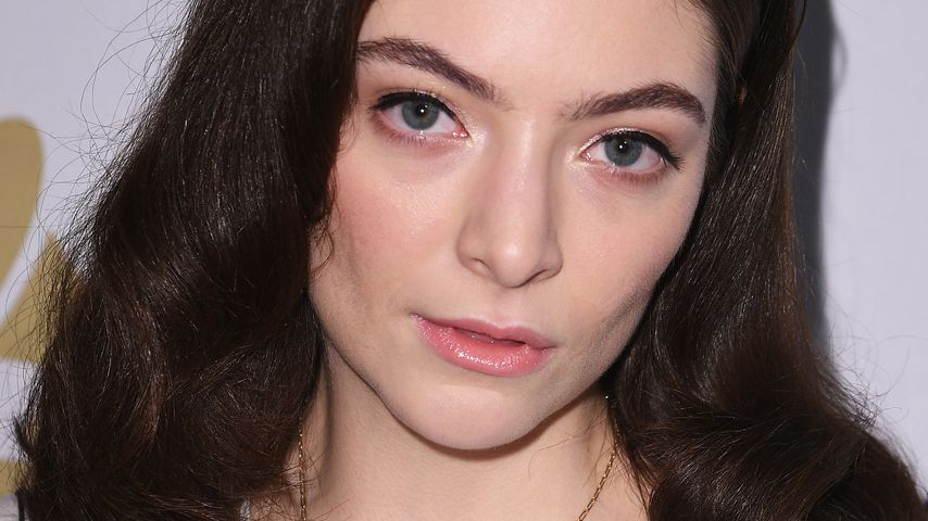 Sängerin Lorde