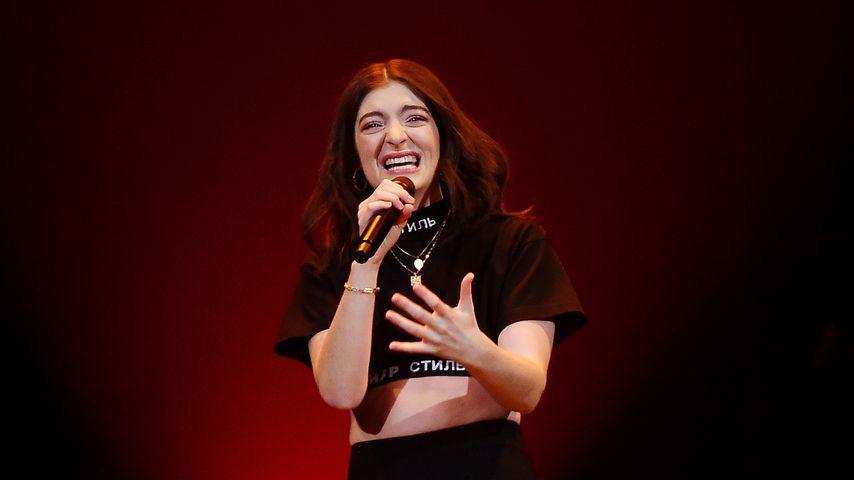 Lorde, Sängerin