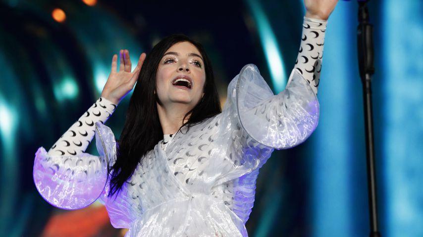 Lorde erklärt: Das steckt hinter ihrem supersexy Albumcover