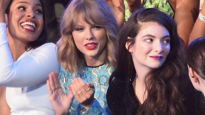 Für eine Nacht: Lorde war Taylor Swifts Managerin
