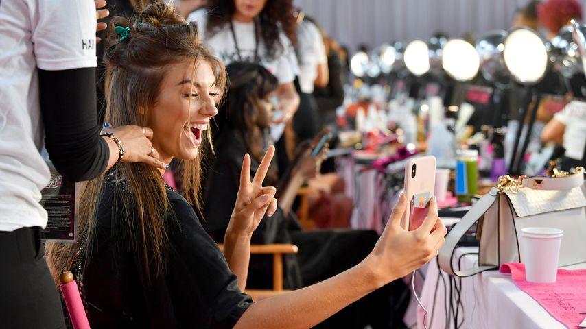 Lorena Rae bei der Victoria's Secret Fashion Show 2018