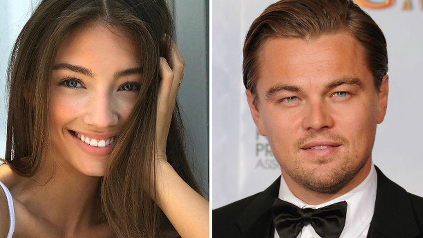 22-jährige Deutsche! Leo DiCaprio datet mal wieder ein Model