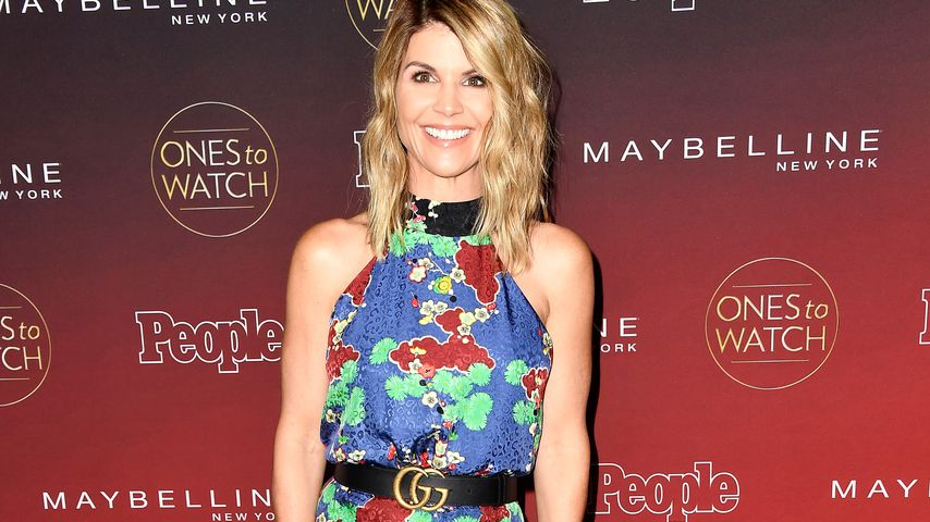 "Lori Loughlin, ""Full House""-Star"