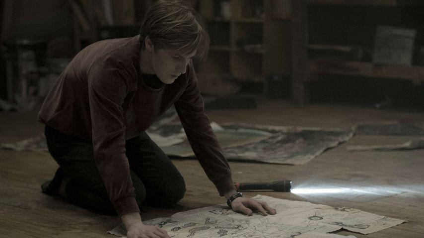"""Louis Hofmann in der ersten Staffel von """"Dark"""""""