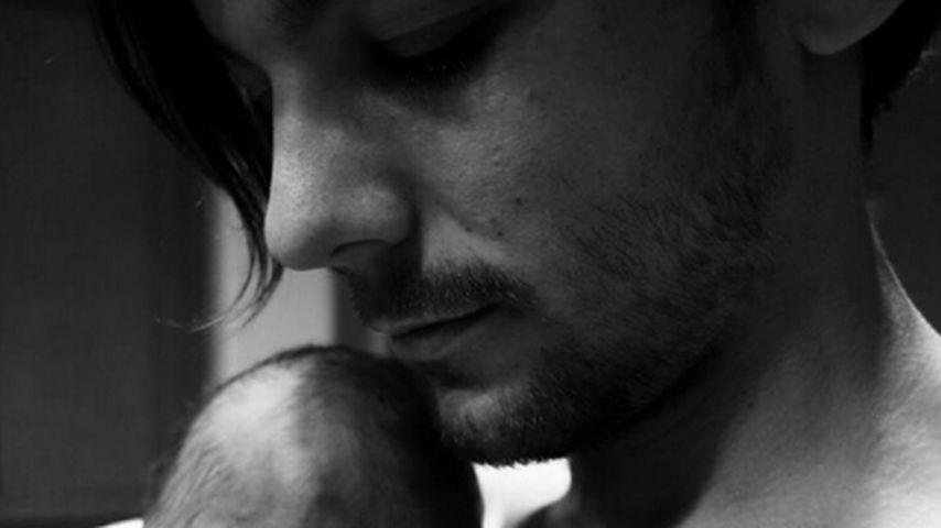 1. Baby-Foto! Louis Tomlinson verrät Namen seines Sohnes