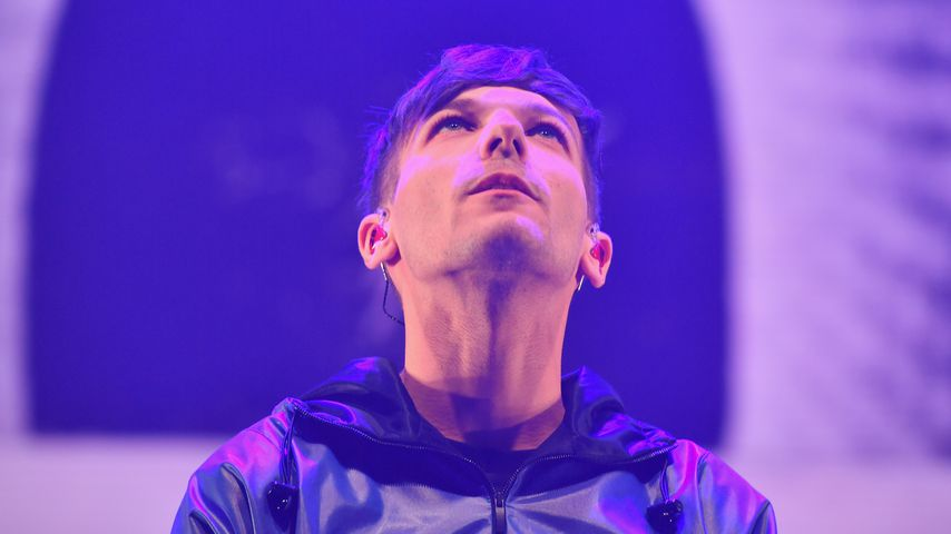 """Louis Tomlinson, Ex-""""One Direction""""-Sänger"""